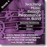 Teaching Music Through Performance in Band, Volume 1, Grade 4